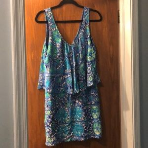 Summer dress from Anthropologie